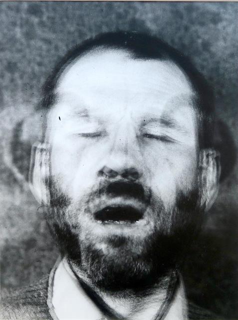 Dieter Appelt, 'Autoportrait', Photography, Gelatin silver print, Alternate Projects