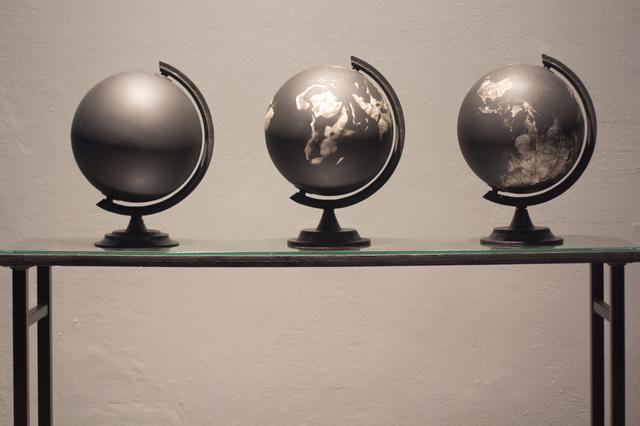 , 'The Globe,' 2011, ZAK BRANICKA