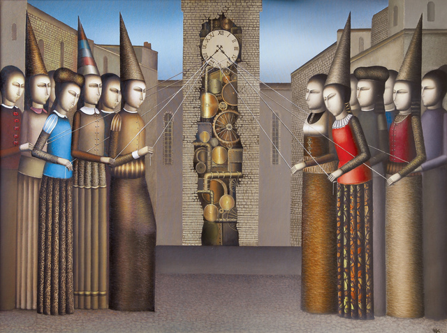 "Armen Gevorgian, '""Time Machine"" / ""Zaman Makinesi""', 2006, Galeri 77"