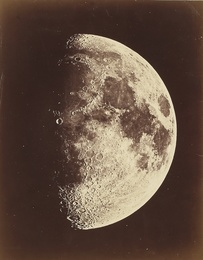 LUNAR PHOTOGRAPH EXECUTED AT THE MELBOURNE OBSERVATORY, 1 SEPTEMBER 1873