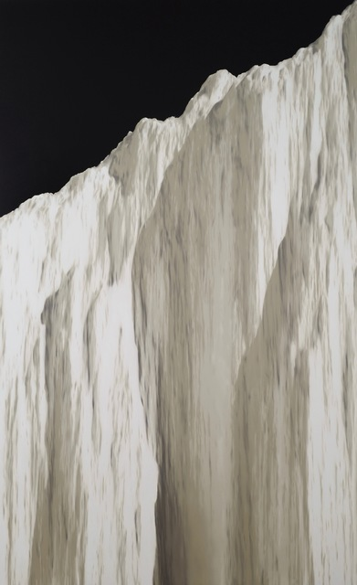 , 'Alps 37 (1:45),' 2016, Unit London