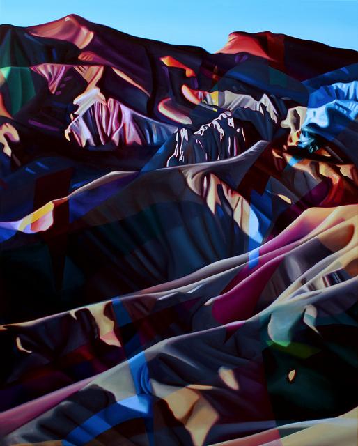 , 'Death Valley VIII,' 2018, SPACE Gallery