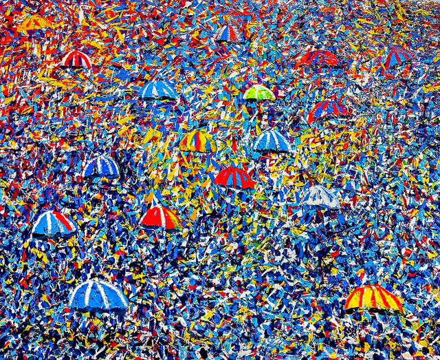 , 'Umbrella Festival ,' 2019, Out of Africa Gallery