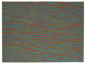 Sol LeWitt, 'Horizontal Brushstrokes in Color,' 2003, Sotheby's: Contemporary Art Day Auction