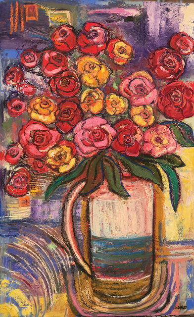 , 'Rose Bouquet,' 2018, Gallery 901