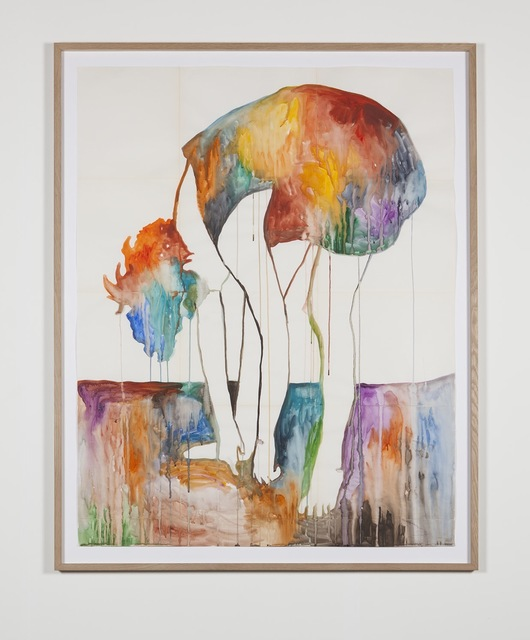 , 'Beuge (Bow),' 2015, Pilar Corrias Gallery