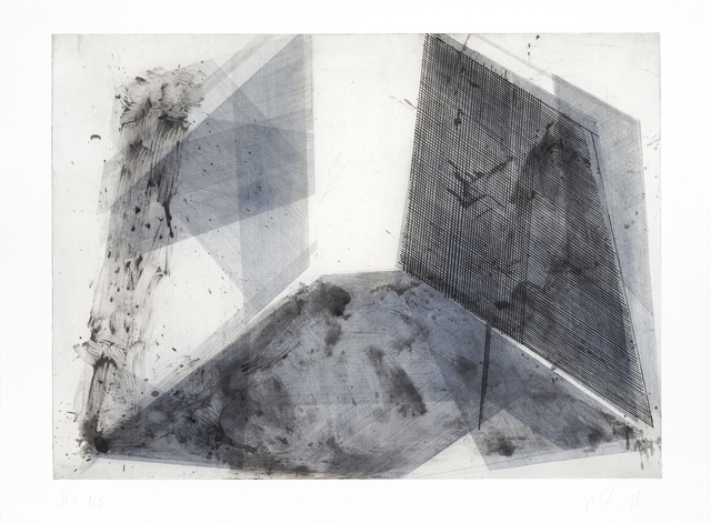 José Pedro Croft, 'Untitled', 2018, Galería La Caja Negra