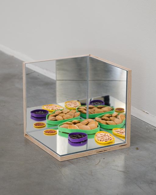 , 'Mirror Box (#5),' 2019, Tatjana Pieters