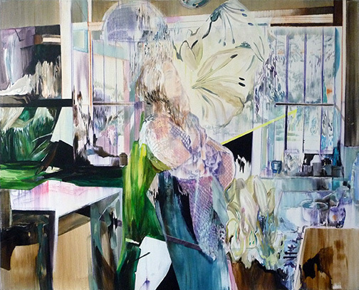 , 'Vue sur Jardin,' , Emmanuelle G Gallery