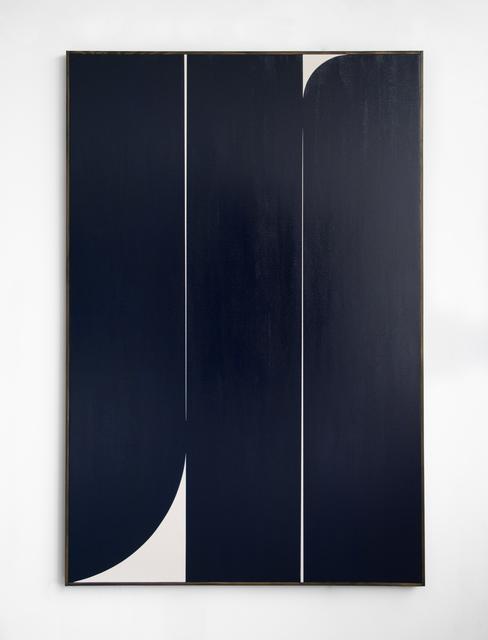 Johnny Abrahams, 'Untitled (blue)', 2019, Vigo Gallery