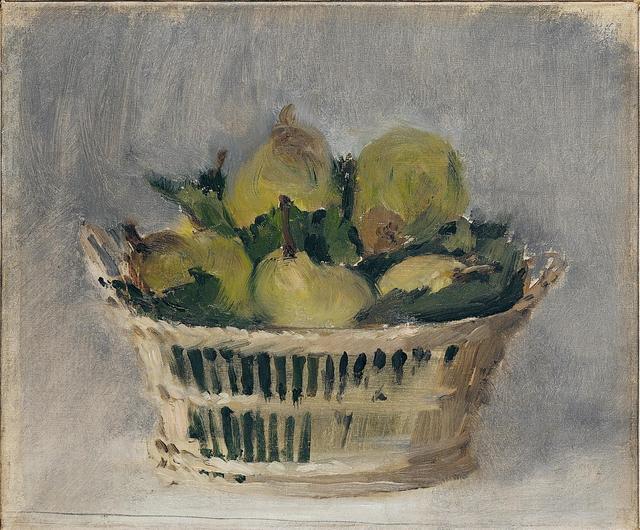 Édouard Manet, 'Basket of Pears', 1882, Ordrupgaard