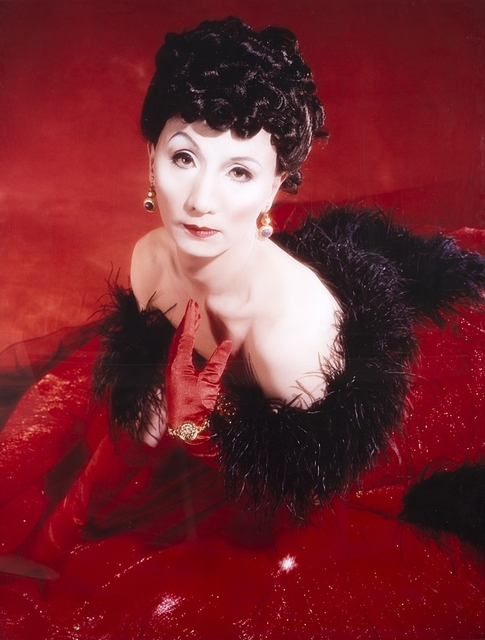 , 'Self-portrait (Actress) after Vivien Leigh 2,' 1996, Galleria Pack