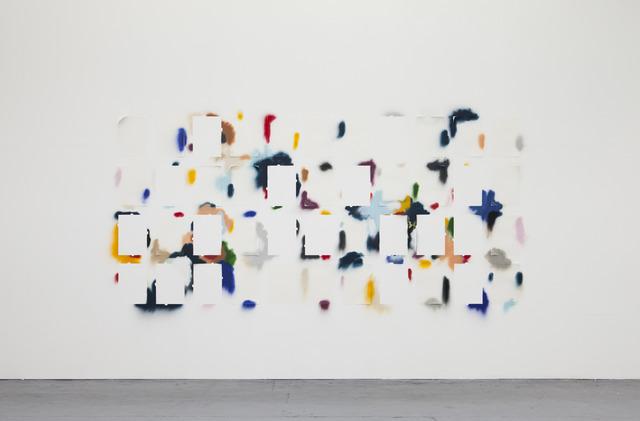 , 'Untitled (Mural V),' 2012, Nusser & Baumgart