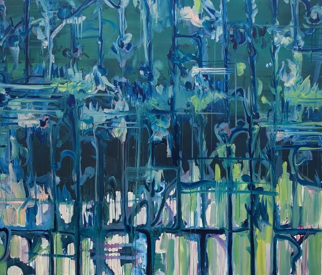 , 'Grip,' 2016, Galleria Doris Ghetta