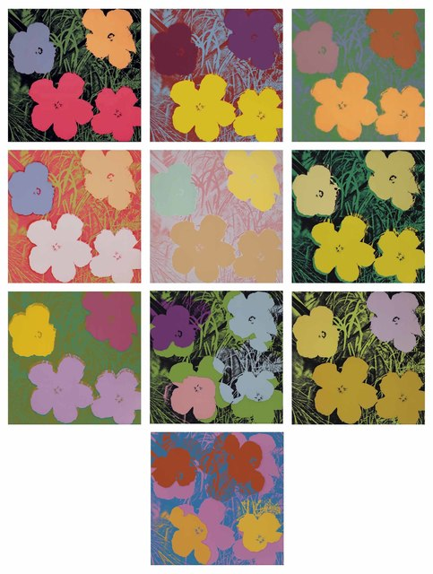 Andy Warhol, 'Flowers', 1970, Christie's