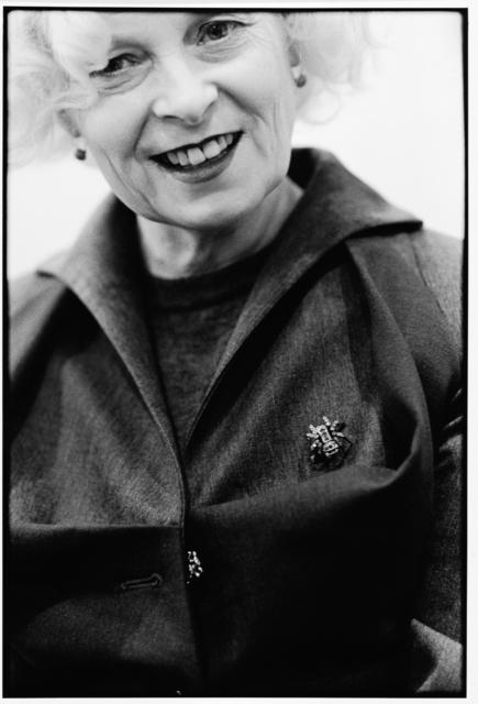 , 'Vivienne Westwood,' 1997, Candida Stevens
