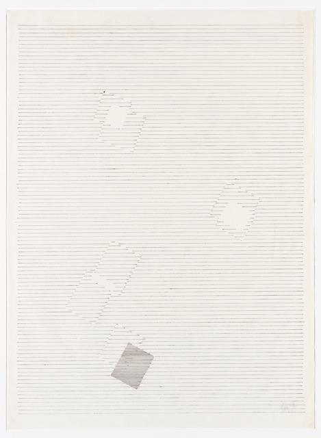 , 'Untitled,' 1957, Bergamin & Gomide