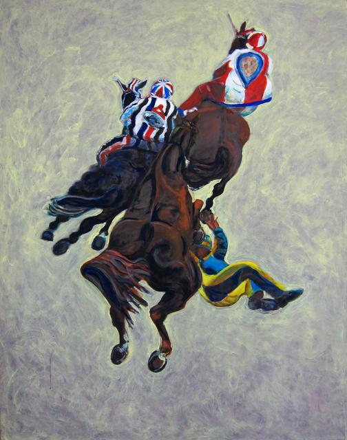 , 'Cavalli (3),' 1998, Galerie Utermann