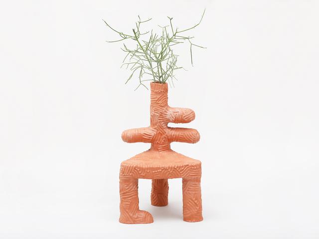 , 'Parrot Plant Chair,' 2017, Patrick Parrish Gallery