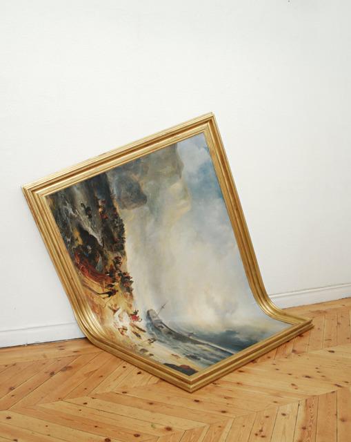 Mateo Maté, 'Shipwreck ', 2008, Claudia Arbulu Gallery