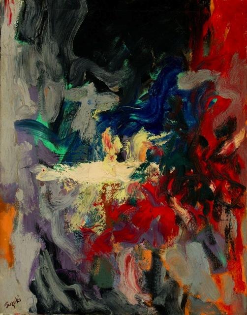 James Hiroshi Suzuki, 'Untitled', ca. 1958, Caldwell Gallery Hudson