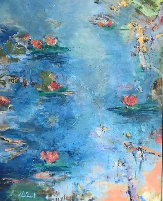 , 'Stillness,' 2018, Art Post Gallery