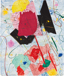 Sam Francis, 'Untitled,' 1984, Phillips: Evening and Day Editions