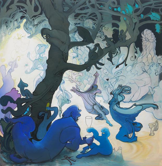 , 'Fairy Procession,' 2016, Virginia Museum of Contemporary Art