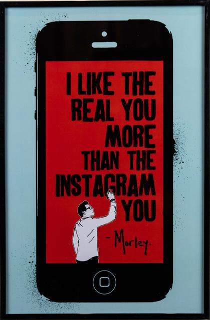 , 'The Real You,' 2018, EWKUKS