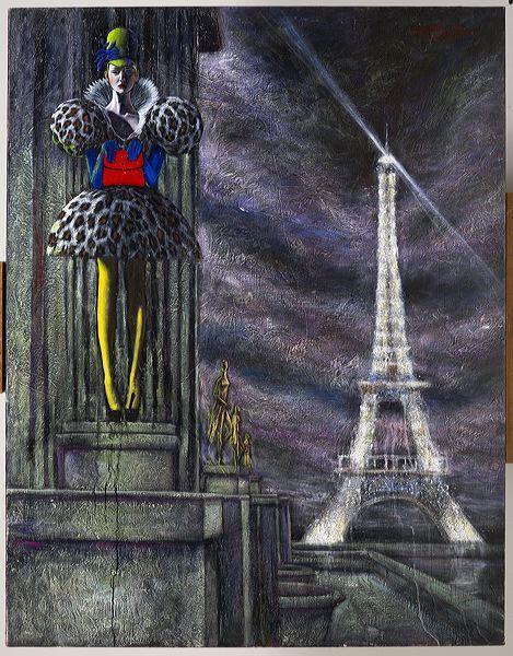 Patrick Boussignac, 'La folle de Chaillot', 2010, B Lounge Art