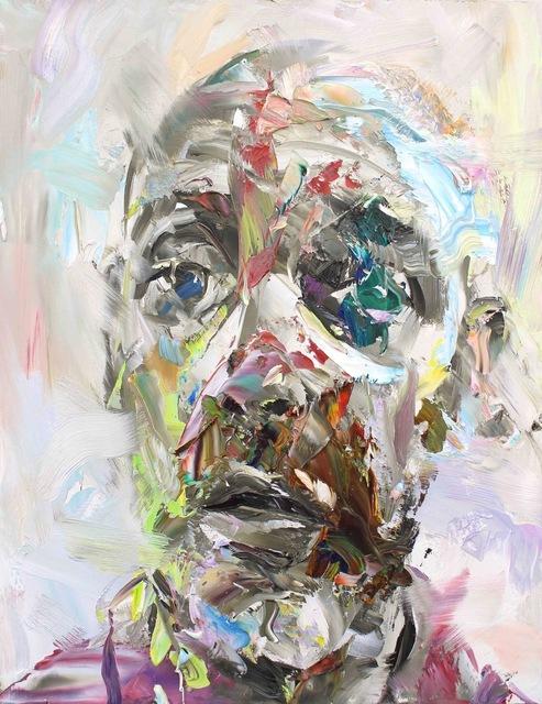 , 'Self Portrait,' 20117, Maddox Gallery