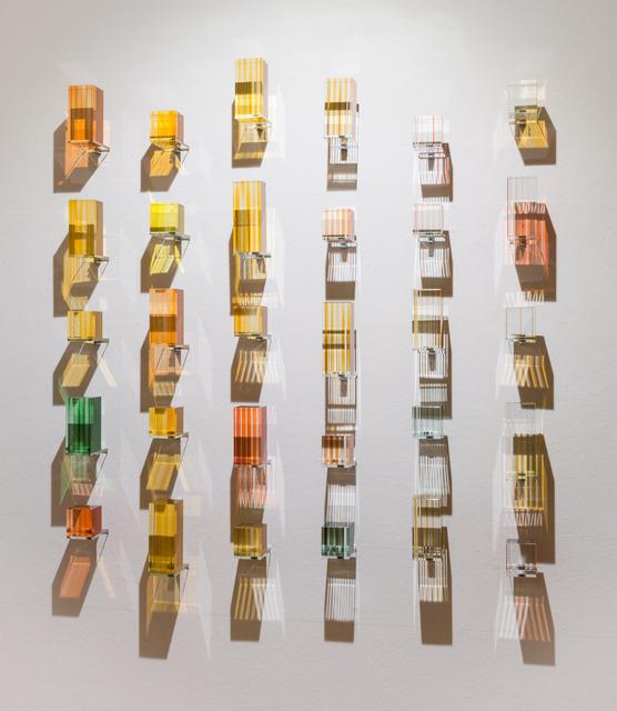 , 'Herbst 2016-2,' 2017, Galerie Tanit
