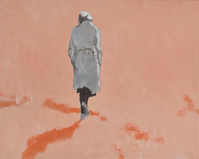 , 'Untitled (Mit dem Traum im Nacken  5),' 2016, OSME Gallery