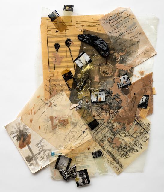 , 'Alien Ambassador, Souvenir (Butterfly),' 1982, The Box