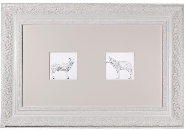 , 'Par/Adox 18 (Lamb / Wolf),' 2015, Beatriz Esguerra Art