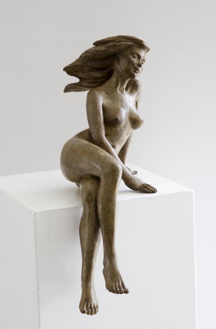Luo Li Rong, 'Je me souviens de toi (I remember you)', 2017, Sculpture, Bronze, Art Center Horus