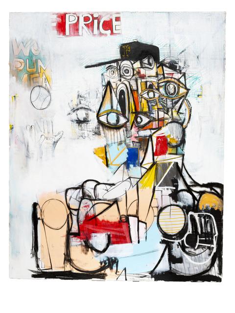 JAZZ, 'Portrait #47', 2019, Bruce Lurie Gallery