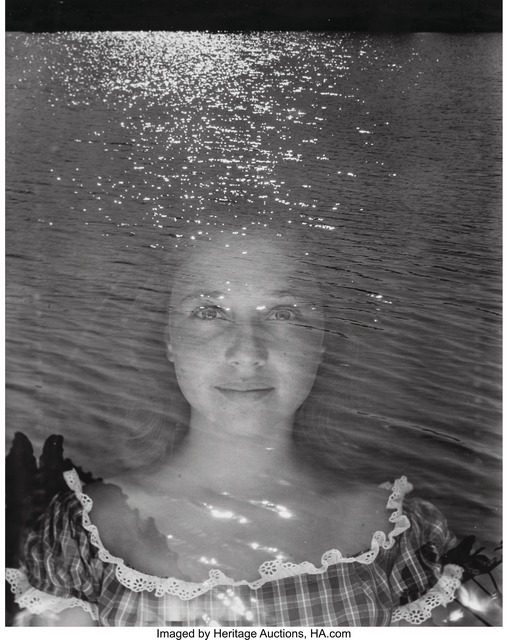 Clarence John Laughlin, 'A Memory of Undine', 1948, Heritage Auctions