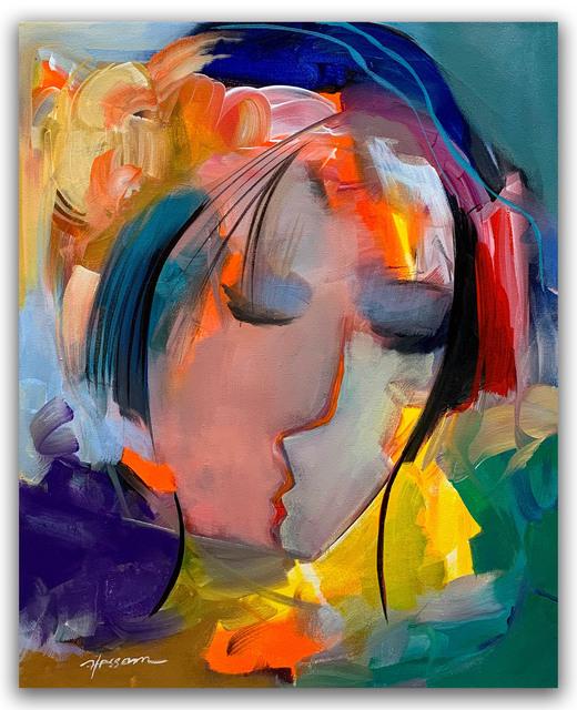 Hessam Abrishami, 'I Am the One ', 2021, Painting, Acrylic on Canvas, LaMantia Fine Art Inc.