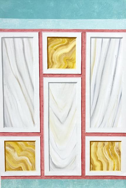 Gloria Martín Montaño, 'Muestrario', 2020, Painting, Acrylic on canvas, Galería Silvestre