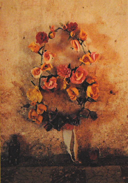 , 'Yucatan, Orange Wreath,' 1955-1956, Robert Mann Gallery
