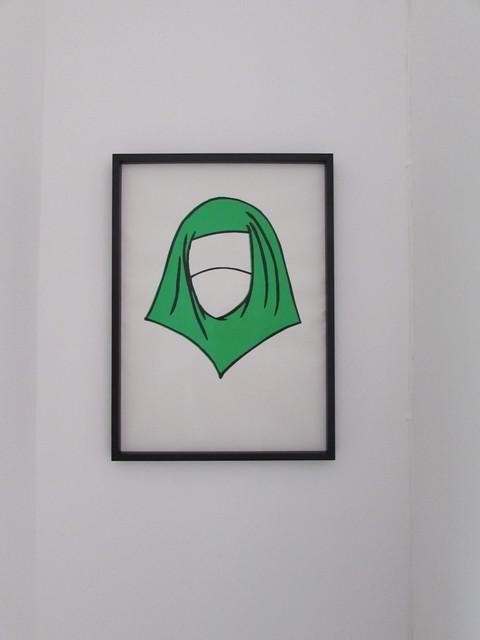 , 'Lady Gaza Snapshot,' 2011, sommer.frische.kunst
