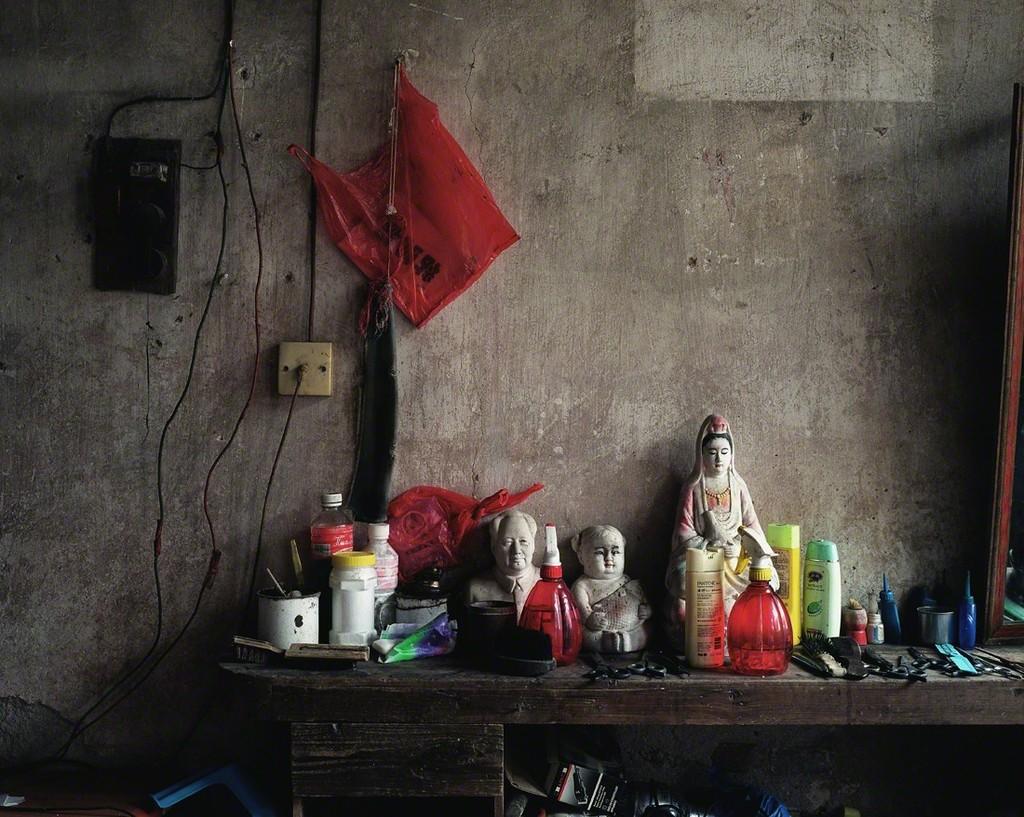 Chinese Interior #106