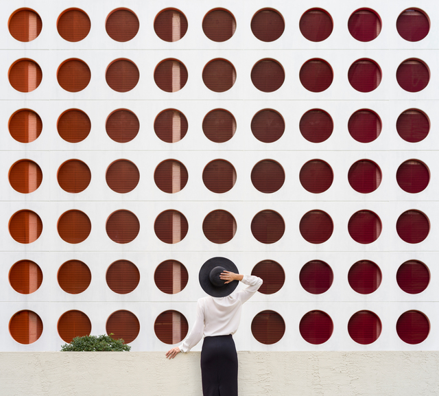 , 'Connect Four,' 2018, Think + Feel Contemporary