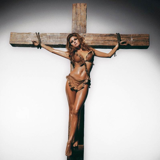 Terry O'Neill, 'Raquel Welch', 1969, OSME Fine Art