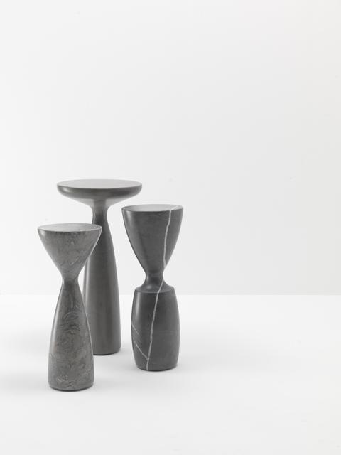 , 'Stone Wear Tables,' 2012, Galerie Maria Wettergren