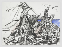 Untitled (After Gericault)