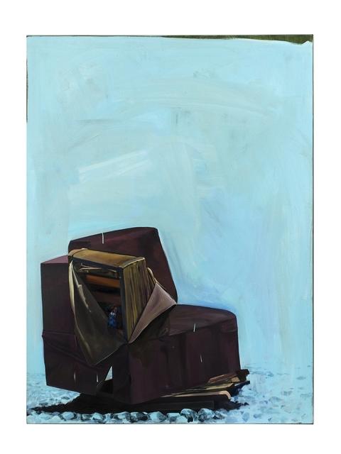 , 'A Esperança que Me Aprisiona,' , Galeria Movimento