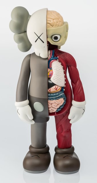 KAWS, 'Dissected Companion (Brown)', 2006, Heritage Auctions