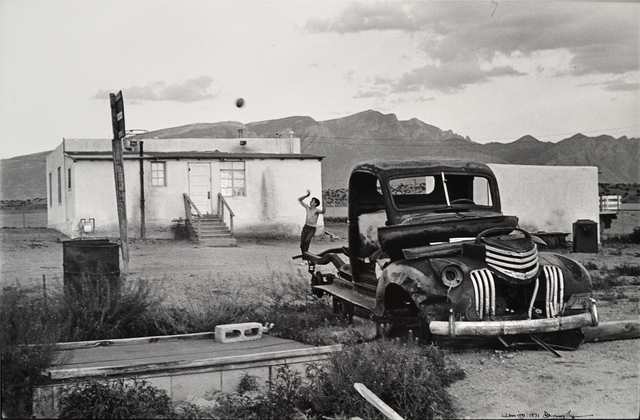 , 'Llanito, New Mexico,' 1971, Scheinbaum & Russek Ltd.